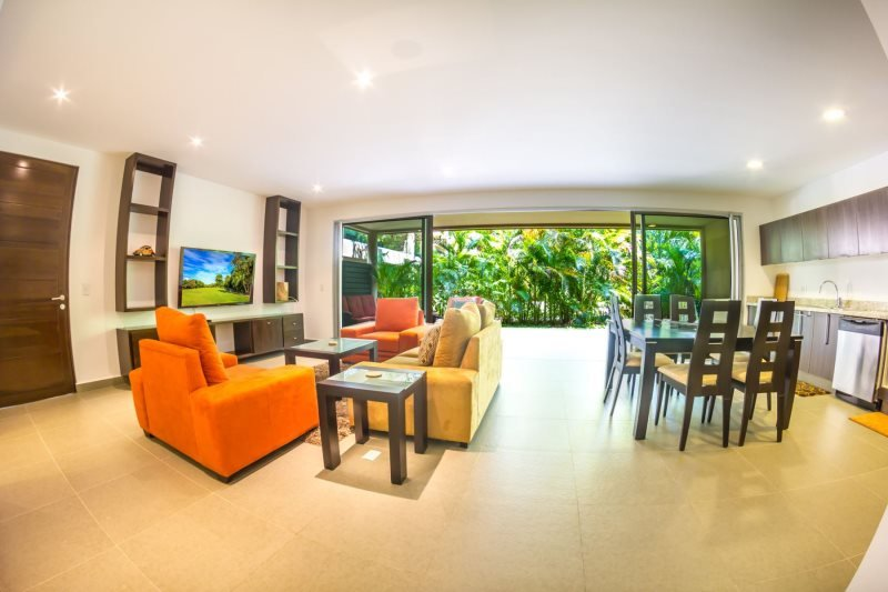 Ground Floor Home at the Pool - Image 1 - Playa del Carmen - rentals