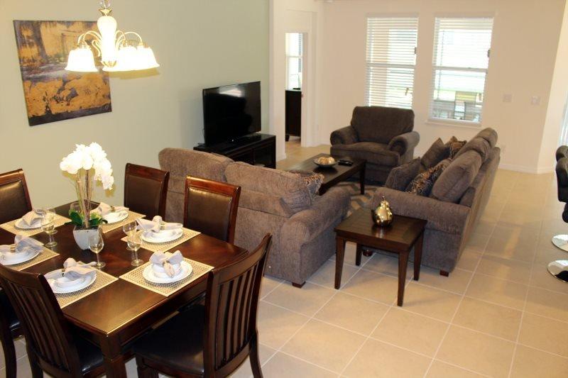 Elegant 4 Bedroom 3 Bathroom Pool Home in West Haven. 1335YC - Image 1 - Kissimmee - rentals