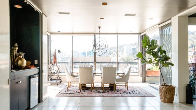 Magnificent 2 Bedroom Penthouse in West Hollywood - Image 1 - Los Angeles - rentals