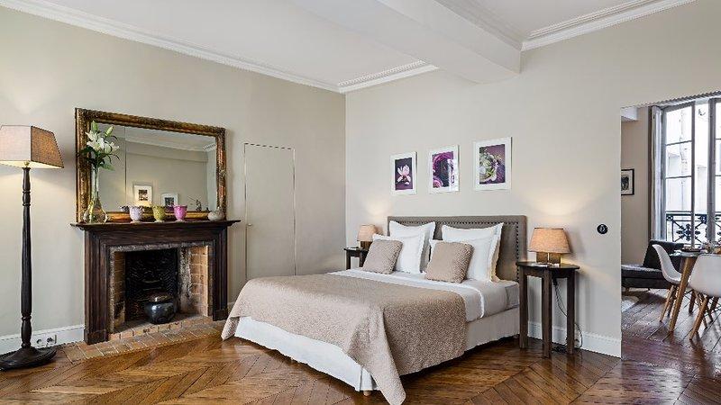 Crisp 2 Bedroom Apartment Located in Saint Germain - Image 1 - Paris - rentals
