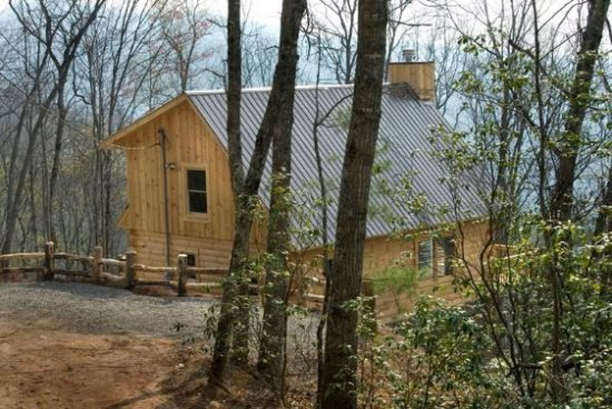Sundance at Deep Creek - Lovely Cabin with Hot Tub and Internet - Secluded by - Image 1 - Bryson City - rentals