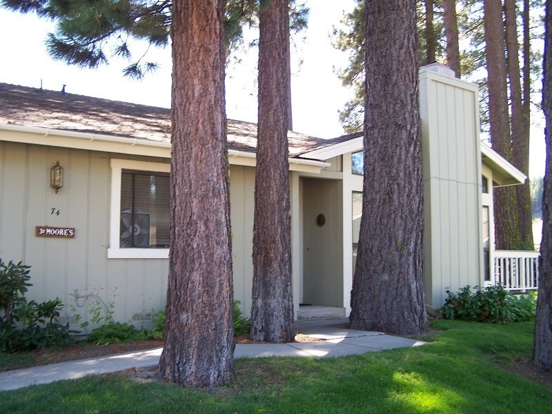 #74 PONDEROSA Cute as a button! $100.00-$135.00 BASED ON DATES AND NUMBER OF - Image 1 - Plumas County - rentals