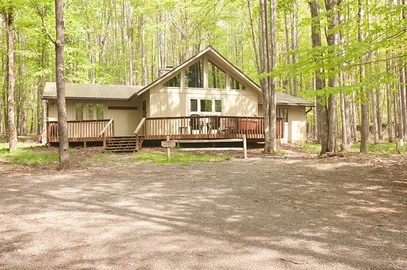 Timber Haus - 43 Bobcat Road - Image 1 - Canaan Valley - rentals