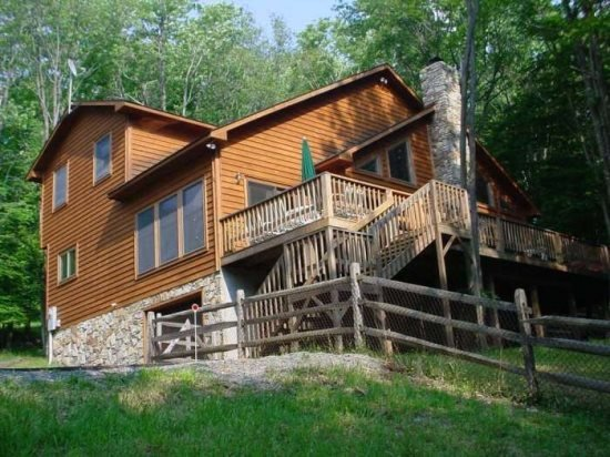 Laird`s Retreat - 1731 Cabin Mountain Road - Image 1 - Canaan Valley - rentals