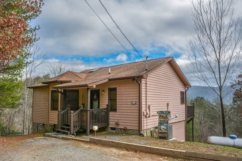 TWIN PEAKS 2/MALU- 1BR/1BA, SLEEPS 2, PERFECT FOR A COUPLES RETREAT OR - Image 1 - Blue Ridge - rentals
