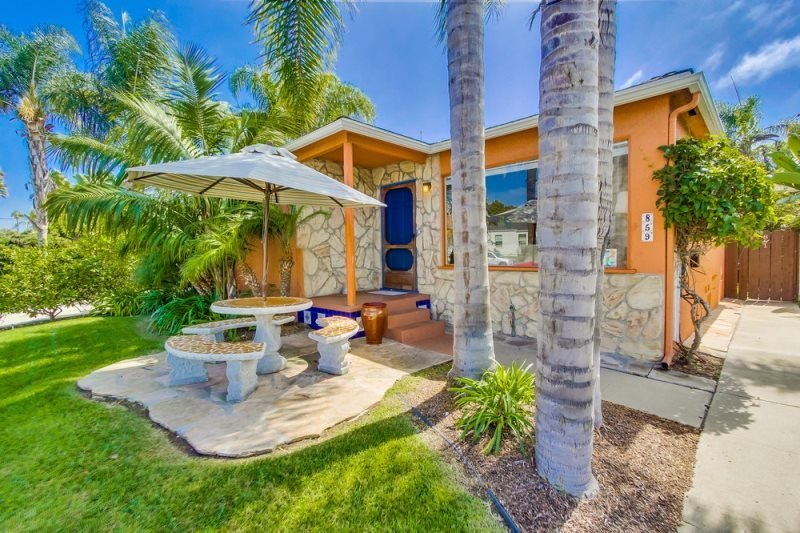 Chloe`s Beach Home, 2 Blocks from the Ocean, Bikes, BBQ - Image 1 - San Diego - rentals