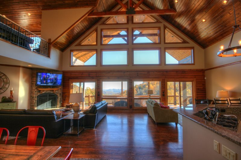 4BRCabin, Minutes to Boone, Blowing Rock, Blue Ridge Parkway, Hot Tub, Pool - Image 1 - Boone - rentals