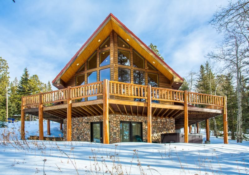 Deep Snow Trail Lodge - Image 1 - Lead - rentals