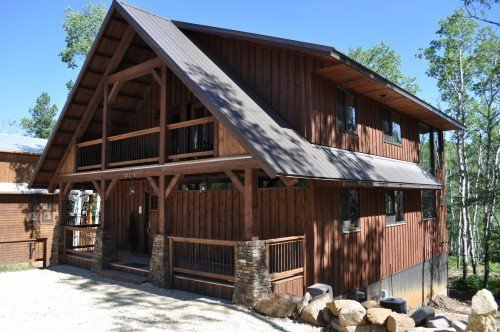 Heavenly Pines Lodge - Image 1 - Lead - rentals