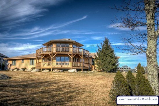 4BR Home, Huge Panoramic Views, Just Minutes to Downtown Banner Elk and Beech - Image 1 - Beech Mountain - rentals