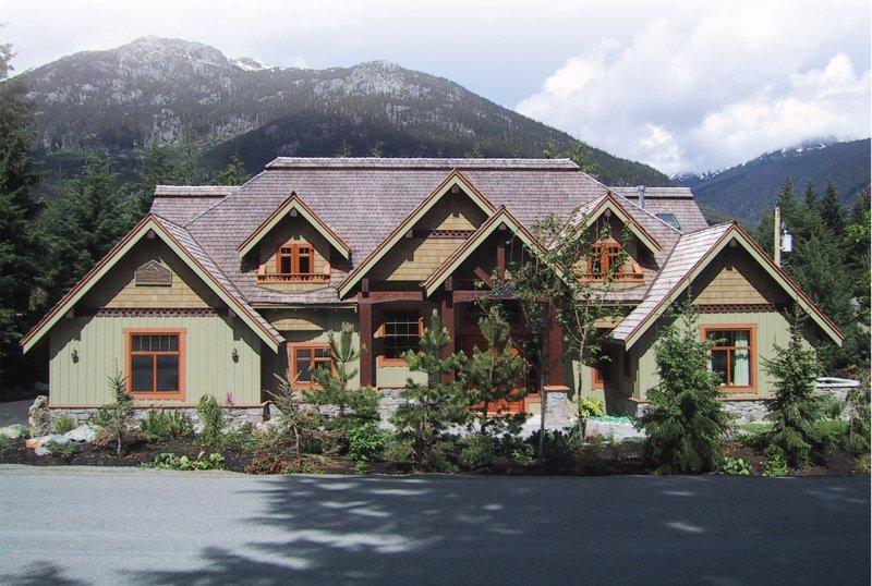 Whistler Luxury European Chateau/Chalet - Image 1 - Whistler - rentals