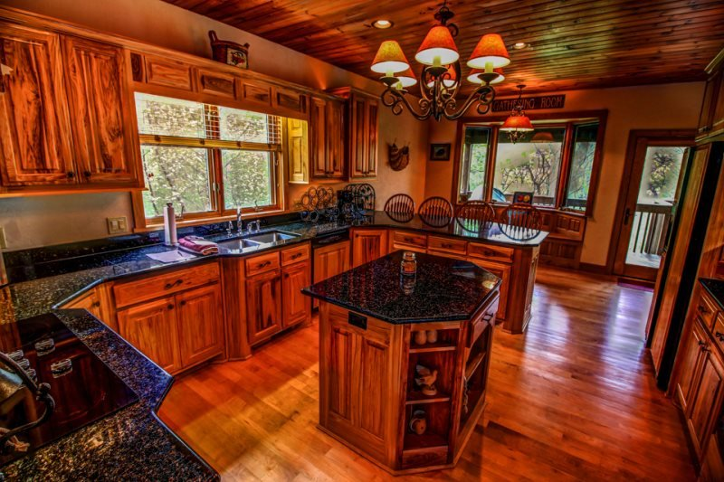 5BR Adirondack-Style Home, 3 Fireplaces, Game Room with Pool Table, view of - Image 1 - Banner Elk - rentals