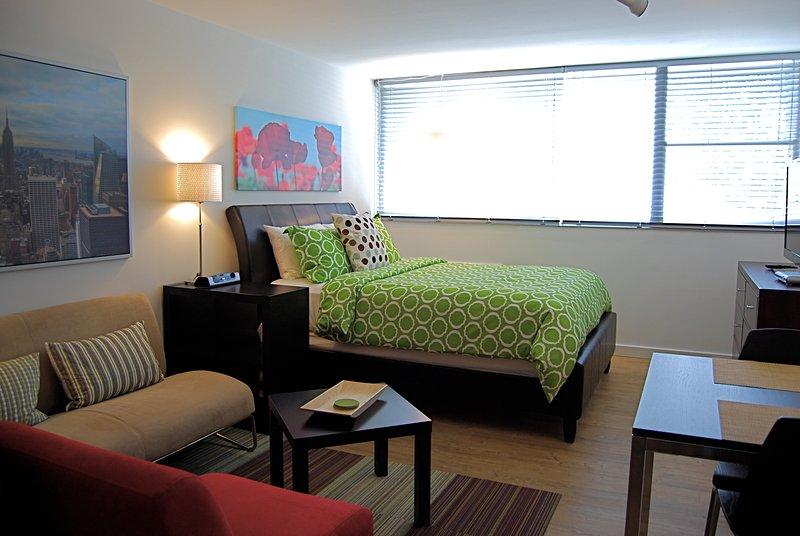 Classic Retro Studio Apartment (A) - Image 1 - Atlanta - rentals