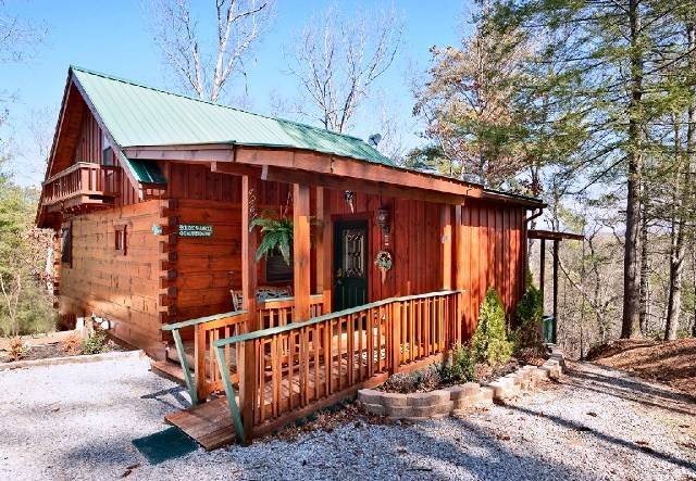 Secluded Shamrock - Image 1 - Sevierville - rentals