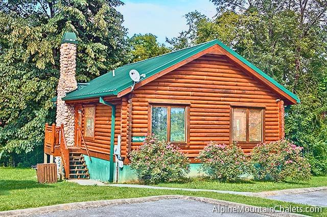 Skinny Dippin - Image 1 - Pigeon Forge - rentals