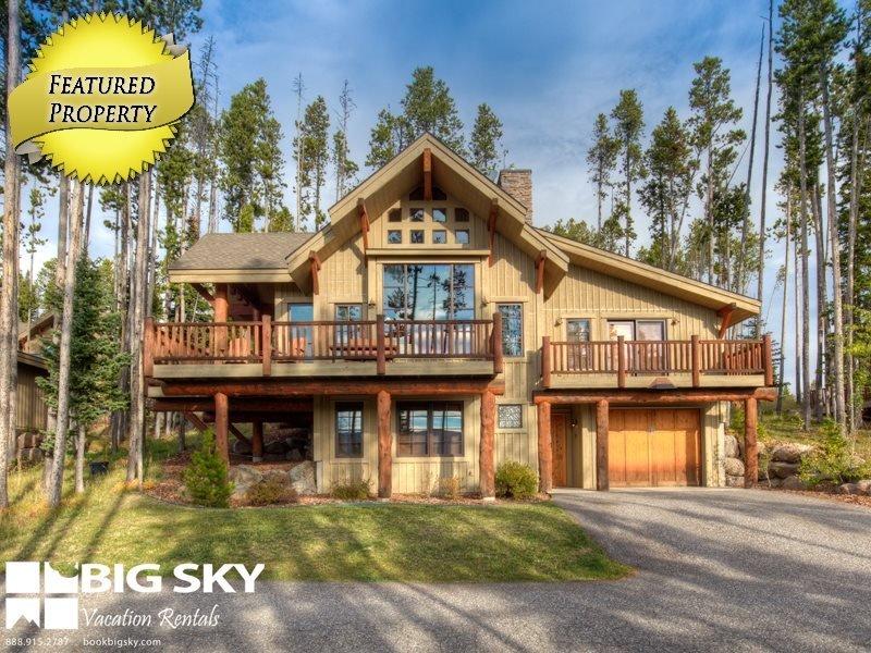Big Sky Meadow | Moonlight Mountain Home 4 Harvest Moon - Image 1 - Big Sky - rentals