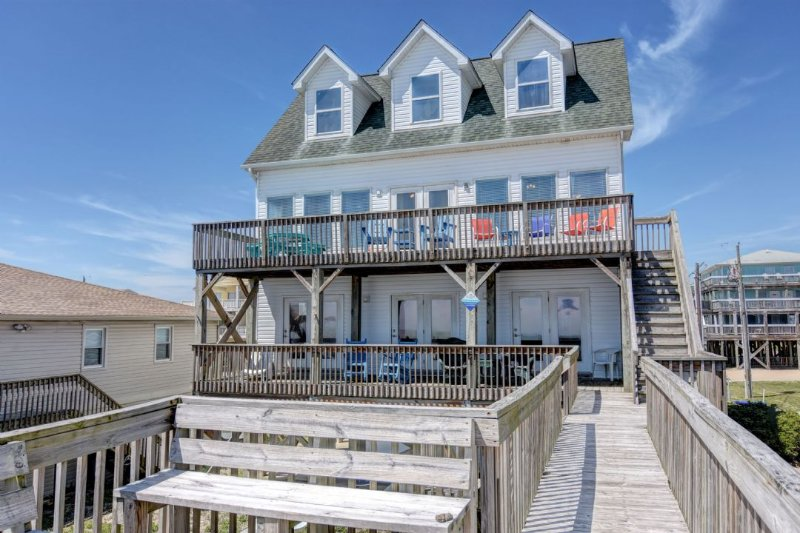 Heaven's Edge - Heaven's Edge - North Topsail Beach - rentals