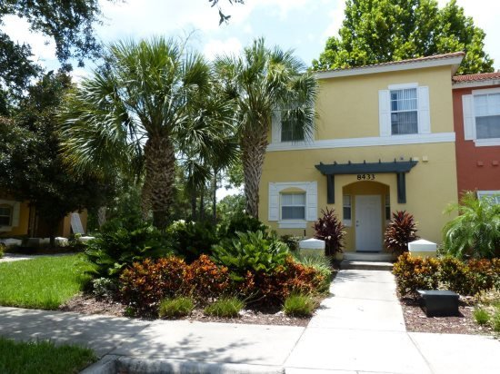 Beautiful 3 Bedroom 2.5 Bathroom Townhouse In Emerald Island. 8433CCL - Image 1 - Four Corners - rentals