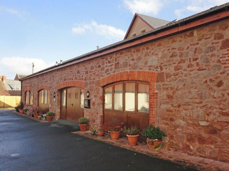Thornesmill Barn - Image 1 - Watchet - rentals
