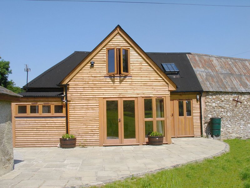 Abbey Cross Barn - Image 1 - Honiton - rentals