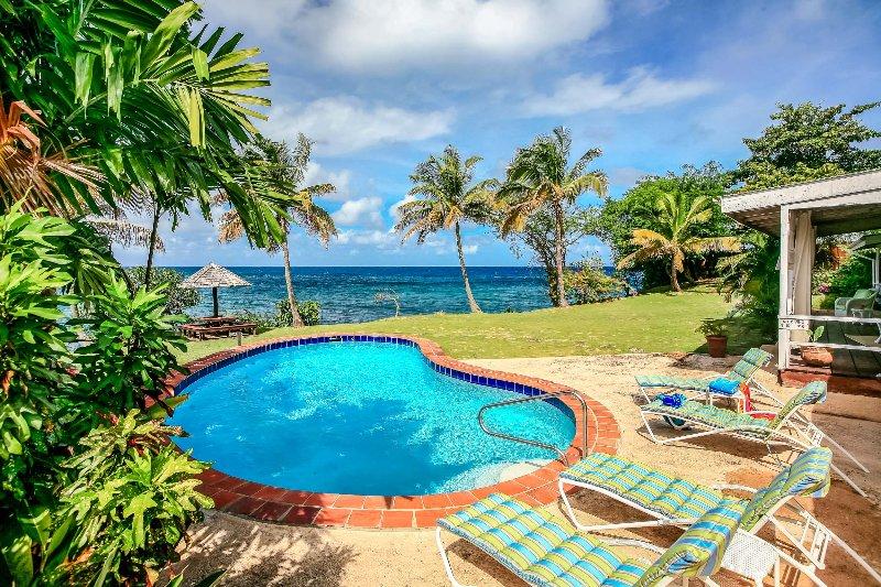 Sea Pearl, Sleeps 2 - Image 1 - Cap Estate - rentals