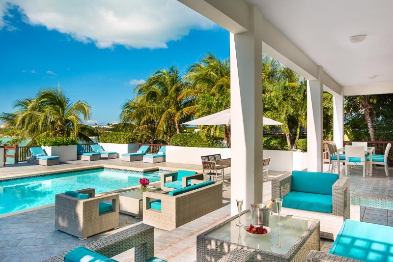 Villa Vieux Caribe, Sleeps 10 - Image 1 - Ocean Point - rentals