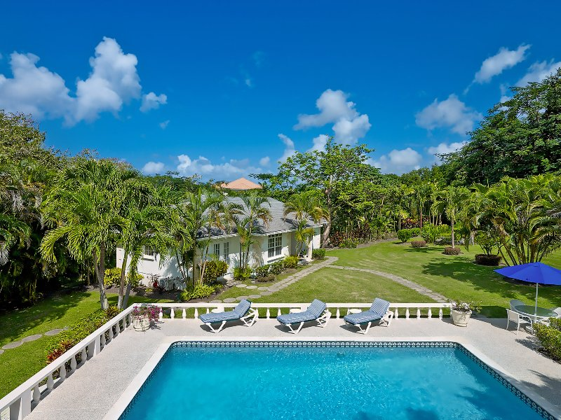 Rose of Sharon, Sleeps 12 - Image 1 - Sandy Lane - rentals