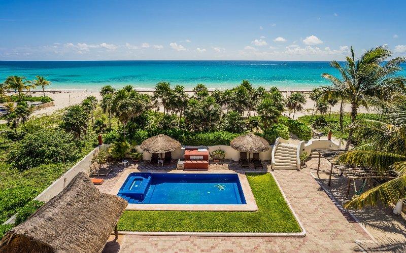 Sol Y Luna, Sleeps 14 - Image 1 - Playa del Secreto - rentals