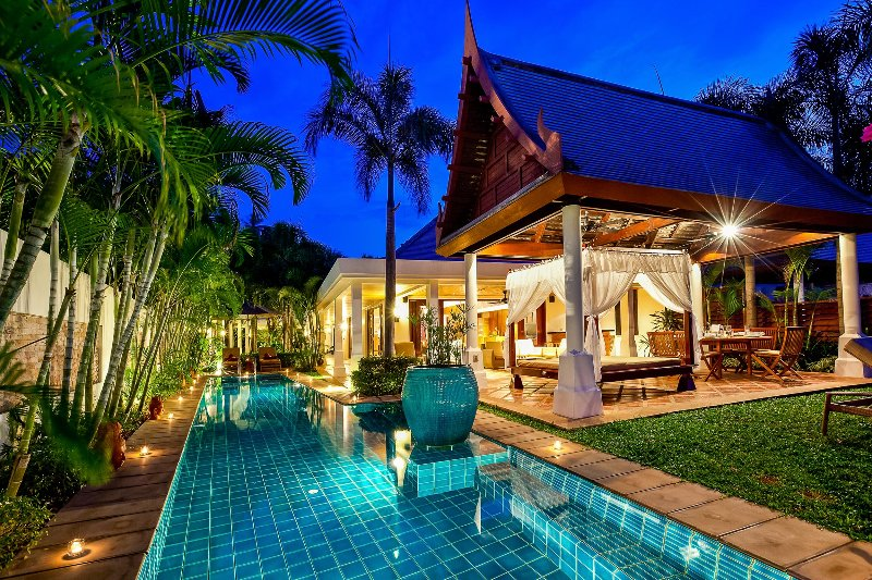 Villa Bougainvillea - Miskawaan, Sleeps 6 - Image 1 - Mae Nam - rentals