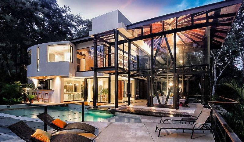 The Villa Mariana, Sleeps 13 - Image 1 - Manuel Antonio - rentals