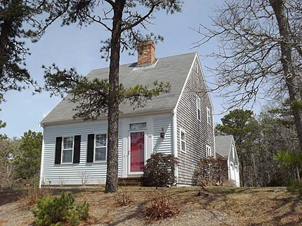 Front - Chatham Cape Cod Vacation Rental (1463) - Chatham - rentals