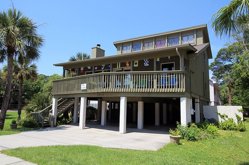 1213 Butler Avenue - Just One Block to the Beach - Easy Walking Distance to `Downtown` Tybee - Image 1 - Tybee Island - rentals