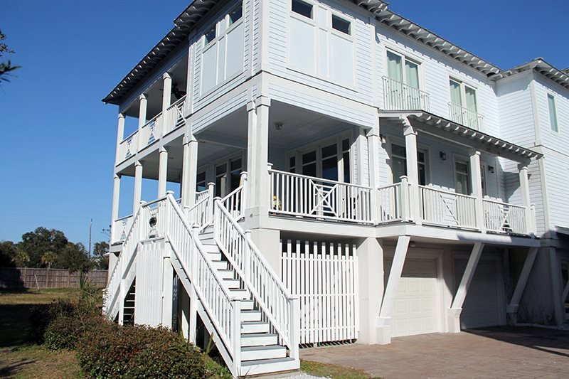 7-B Village Place - A Great Location for a Great Tybee Family Vacation! - FREE Wi-Fi - Image 1 - Tybee Island - rentals