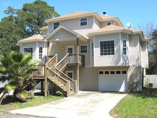 210 Eagles Nest Lane - A Perfect Location for a Family Vacation - Private Pool - FREE Wi-Fi - Image 1 - Tybee Island - rentals