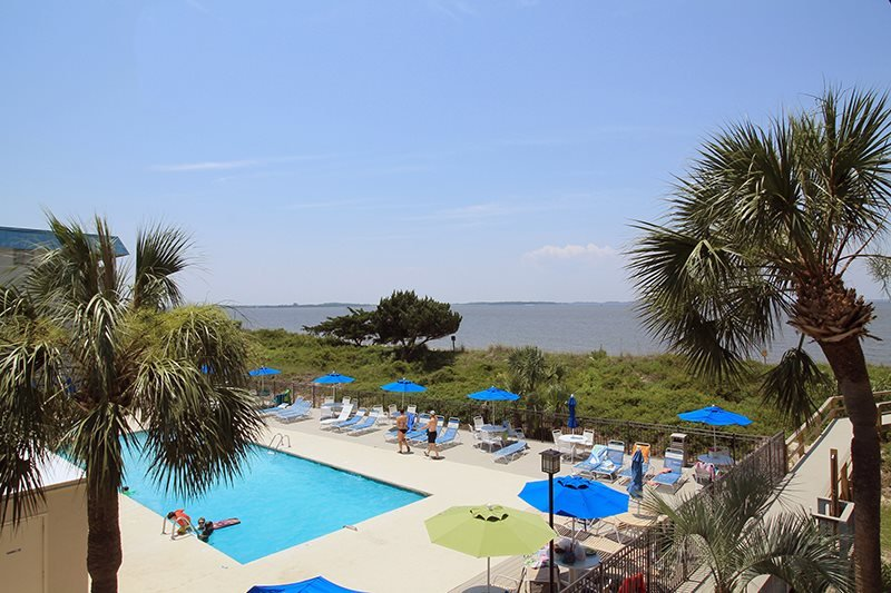 Savannah Beach & Racquet Club Condos - Unit A215 - Swimming Pools - FREE WiFi - Image 1 - Tybee Island - rentals