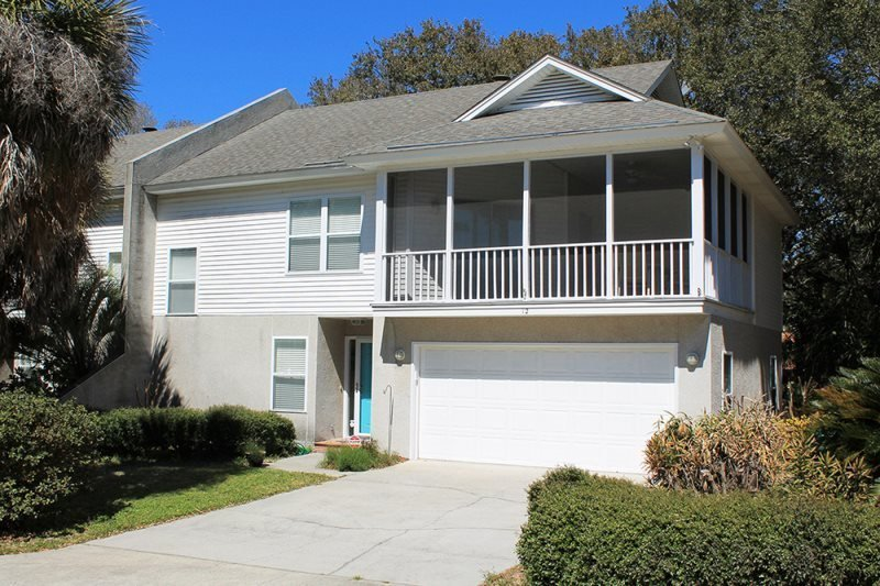 #12 12th Terrace - Close to the Beach and Downtown Tybee - Small Dog Friendly - Image 1 - Tybee Island - rentals