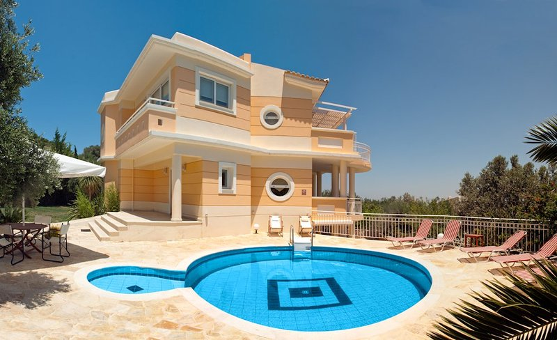 Villa With Private Pool - Villa Asimenia - Adele - rentals