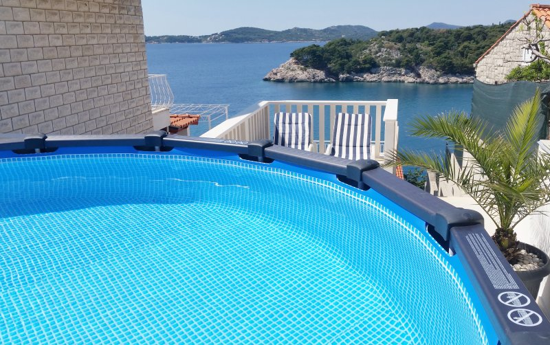 Swimming pool - Apartment Ela Dubrovnik - Dubrovnik - rentals
