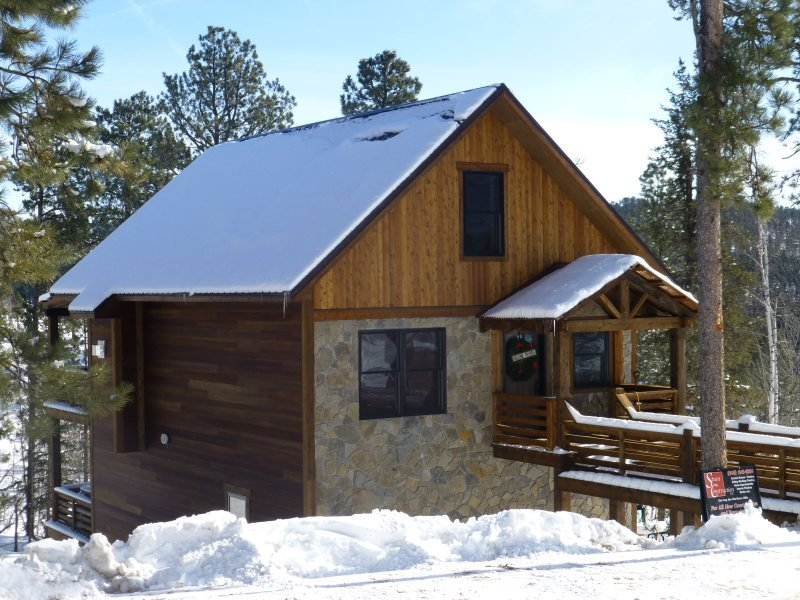 Gold Camp Lodge - New Gilded Mountain Cabin! - Image 1 - Lead - rentals