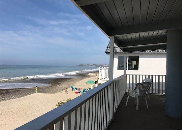 315 - Large Family Style Beach Home on the Sand - 5 Bed/2 Bath Sleeps 10 - Image 1 - Dana Point - rentals