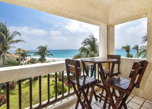 Xaman Ha 7205 Playa del Carmen Terrace  - Best rate on 3rd floor! Xaman Ha (XH7205) - Playa del Carmen - rentals