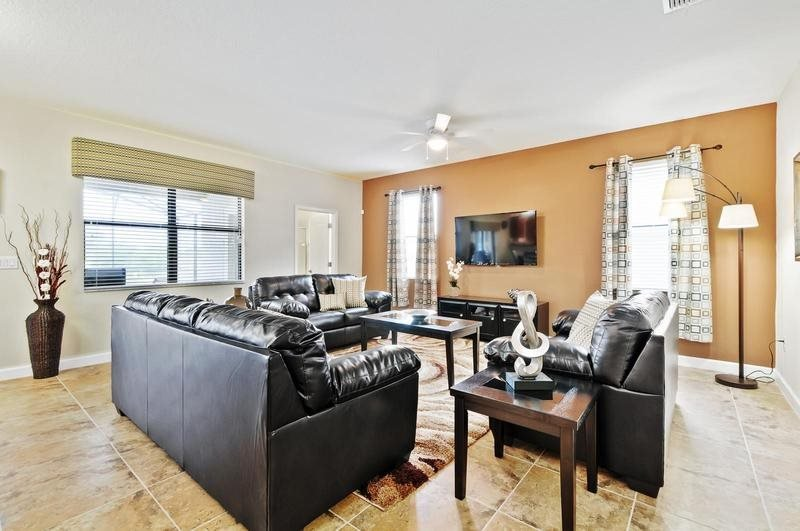 6 Bed 6 Bath Pool Home In New Golf Community. 2287VD - Image 1 - Orlando - rentals