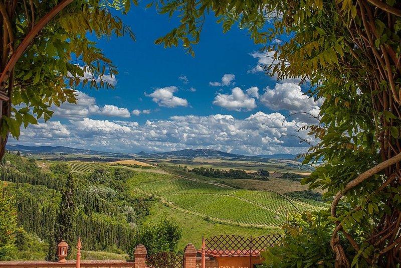 Villa Virna - Image 1 - Fabbrica di Peccioli - rentals