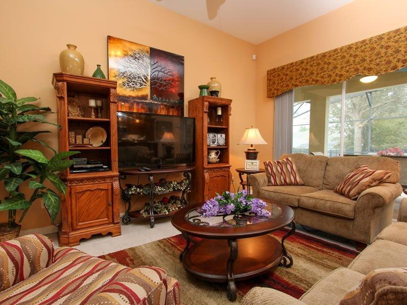 Beautiful 5 Bedroom 5 Bathroom Pool home in Windsor Hills Resort. 7744CS - Image 1 - Orlando - rentals