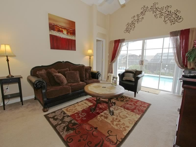 4 Bed 3 Bath Pool Home With Games Room And Spa in Glenbrook. 1646MSD - Image 1 - Orlando - rentals