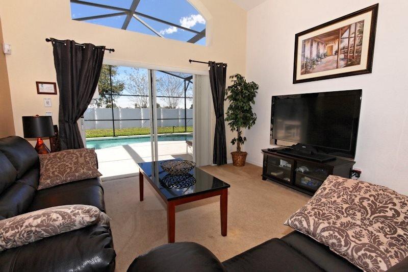 4 Bed 3 Bath Pool Home in Solana Resort. 1112SC - Image 1 - Orlando - rentals
