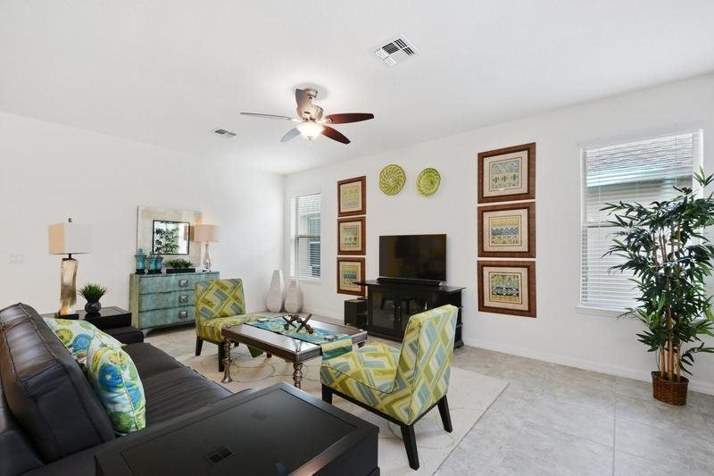 Stately 5 Bedroom 5 Bathroom Pool Home in West Haven The Dales. 1339YC - Image 1 - ChampionsGate - rentals