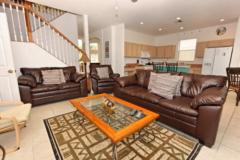 Stunning 6 Bed 4 Bath Pool Home with Spa in Highlands Reserve. 353GD - Image 1 - Four Corners - rentals