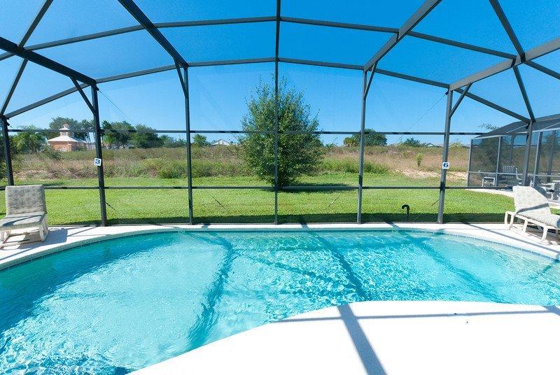 Adorable 3 Bed 2 Bath Pool Home in Vizcay. 129VB - Image 1 - Orlando - rentals