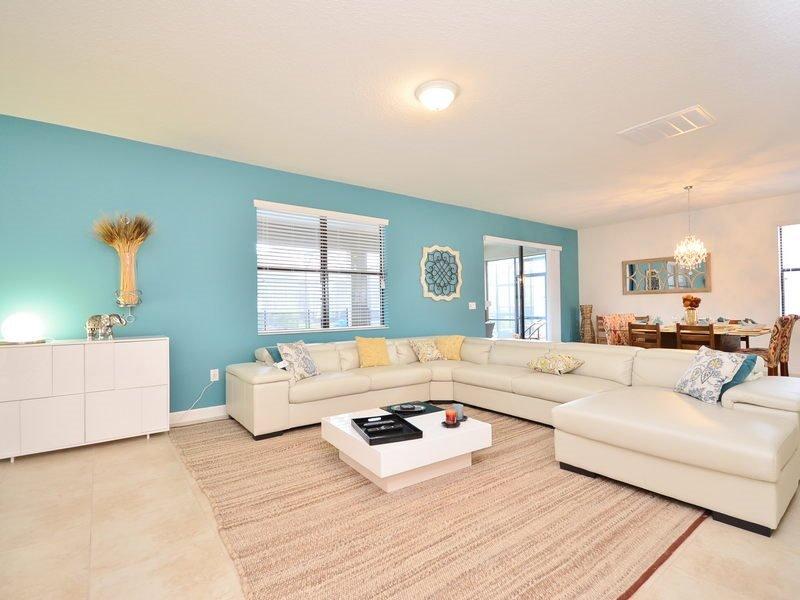 Fantastic 5 Bedroom Pool Home In ChampionsGate Golf Community. 1420WW - Image 1 - Orlando - rentals